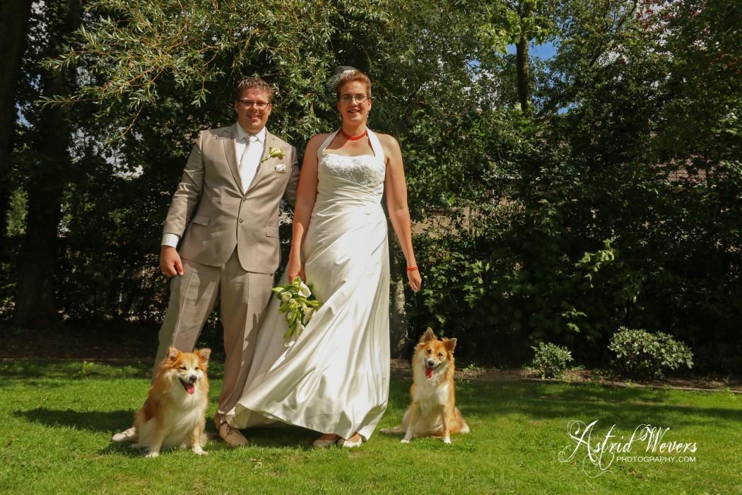 Bruidspaar FB